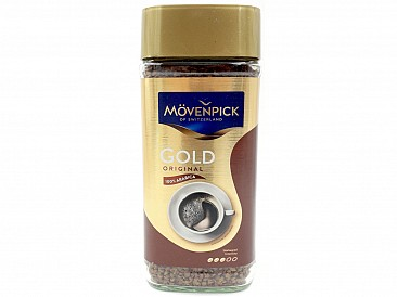 MOVENPICK GOLD ORIGINAL INSTANT 100% arabica! 200g