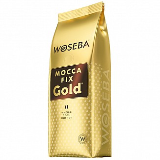 WOSEBA MOCCA FIX GOLD, kawa ziarnista, 500g
